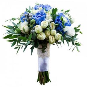 Купить свадебный букет-№104 в Хабаровске