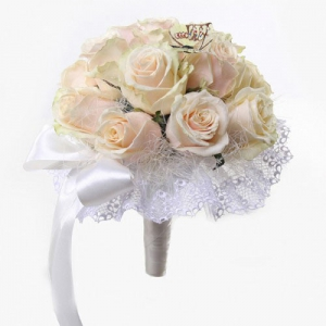 Купить свадебный букет-№119.jpeg в Хабаровске
