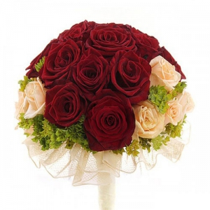 Купить свадебный букет-№81 в Хабаровске