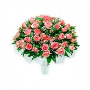 Купить свадебный букет-№92 в Хабаровске