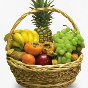 Купить корзина из фруктов №5 в Хабаровске