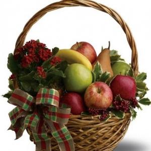 Купить корзина из фруктов №7 в Хабаровске