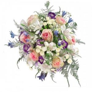 Купить свадебный букет-№55 в Хабаровске