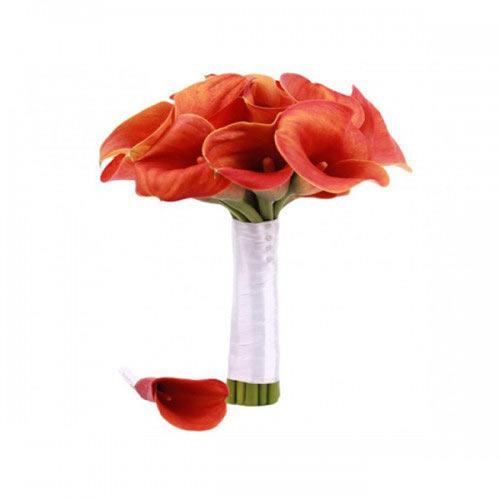 Купить свадебный букет-№118 в Хабаровске