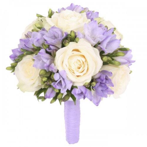 Купить свадебный букет-№73 в Хабаровске