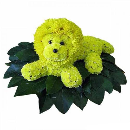 Купить игрушка из цветов-№6 в Хабаровске
