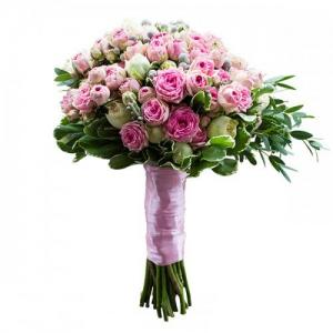 Купить свадебный букет-№107 в Хабаровске