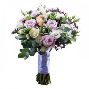 Купить свадебный букет-№113 в Хабаровске