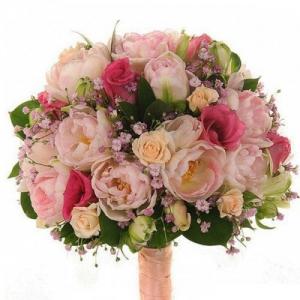 Купить свадебный букет-№59 в Хабаровске