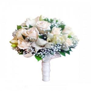 Купить свадебный букет-№65 в Хабаровске