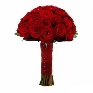 Купить свадебный букет-№67 в Хабаровске