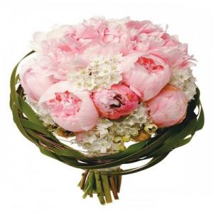 Купить свадебный букет-№89 в Хабаровске