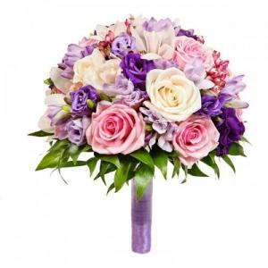 Купить свадебный букет-№91 в Хабаровске