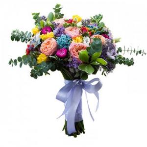 Купить свадебный букет-№95 в Хабаровске