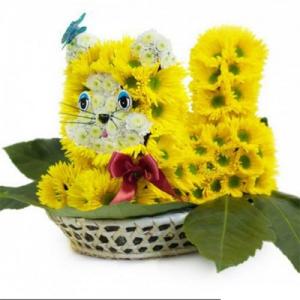 Купить игрушка из цветов-№4 в Хабаровске