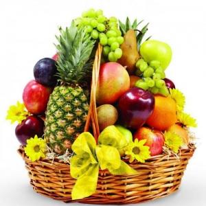 Купить корзина из фруктов №1 в Хабаровске