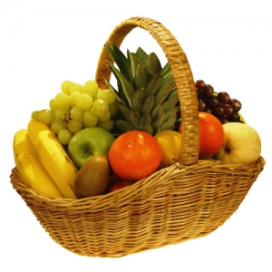Купить корзина из фруктов №2 в Хабаровске