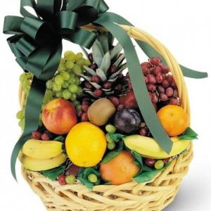 Купить корзина из фруктов №3 в Хабаровске