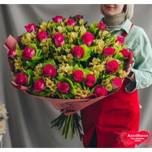 Купить букет «Послевкусие» в Хабаровске