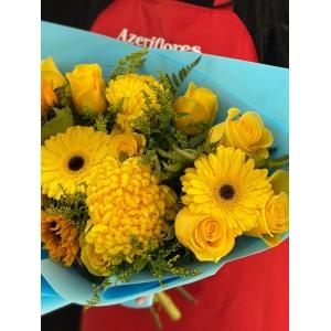 Купить букет «Лимонник» с доставкой в Хабаровске