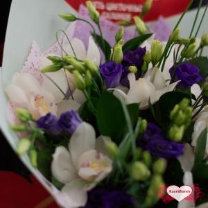 Букет «Любовь» с доставкой в Хабаровске