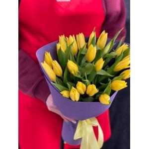 Купить букет «Тюльпанье» с доставкой в Хабаровске