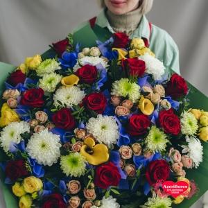 Купить букет «Весеннее воображение» в Хабаровске