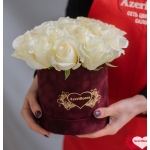 Купить коробку цветов с доставкой в Хабаровске