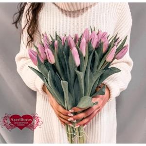 Купить тюльпаны в Хабаровске
