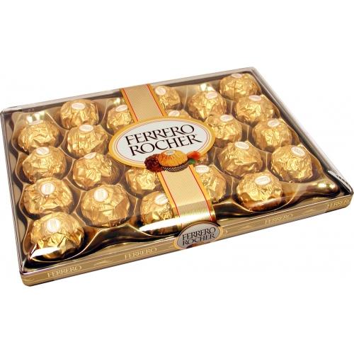 Купить конфеты ferrero rocher в Хабаровске