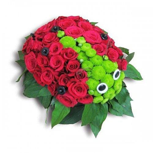 Купить игрушка из цветов-№13 в Хабаровске
