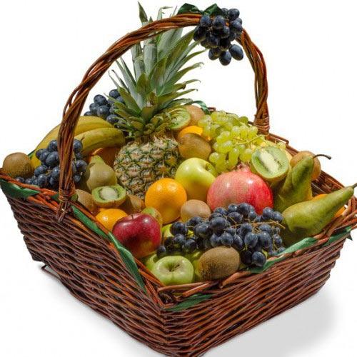 Купить корзина из фруктов №8 в Хабаровске