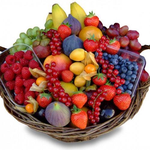 Купить корзина из фруктов №9 в Хабаровске