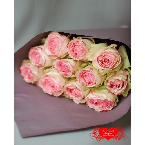 Купить букет из 11 роз в Хабаровске