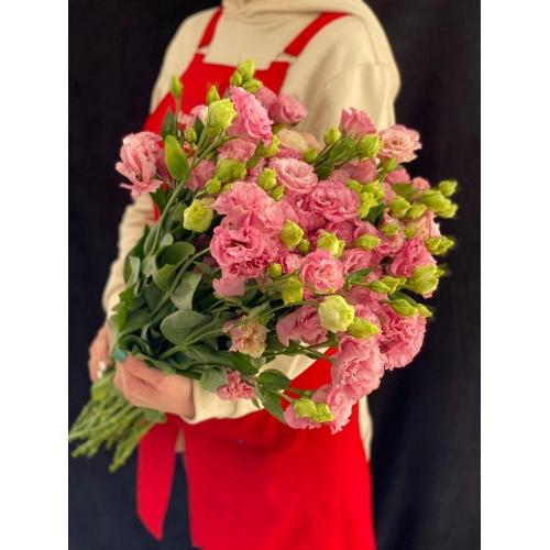 Купить лизиантус (эустому) микс поштучно с доставкой в Хабаровске